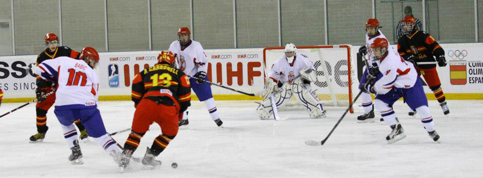 mundial de hockey sobre hielo: