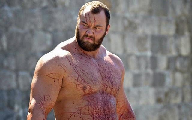 La Montaña de Juego de Tronos es el hombre más fuerte de Europa