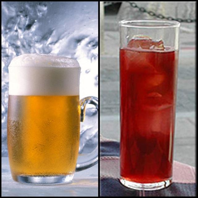 Si estoy a dieta, ¿mejor cerveza o vino? | Cortaporlosano