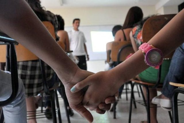 Suspenso en educación sexual