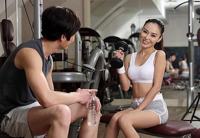 El colmo del postureo de gimnasio
