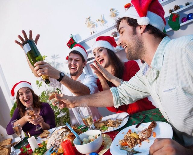 Más consejos para no engordar en Navidades