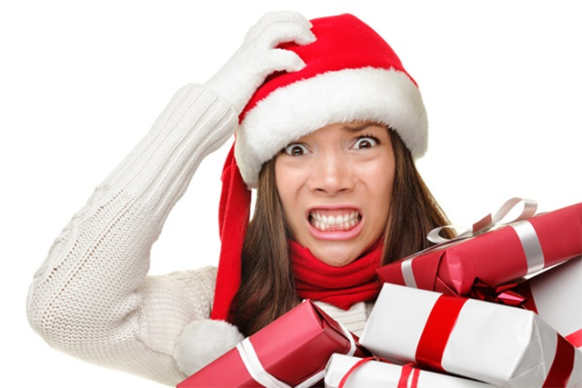Trucos para relajarse en Navidad