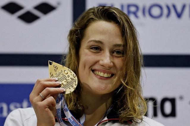 Mireia Belmonte Gana Su Tercer Oro En El Mundial 2019