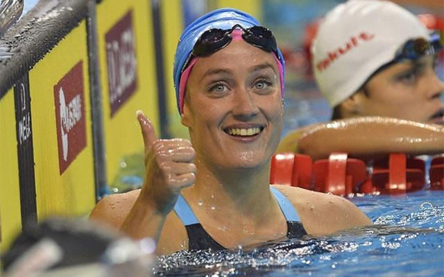 Por Qué Mireia Belmonte Es La Mejor Nadadora Que Hemos Visto Nunca