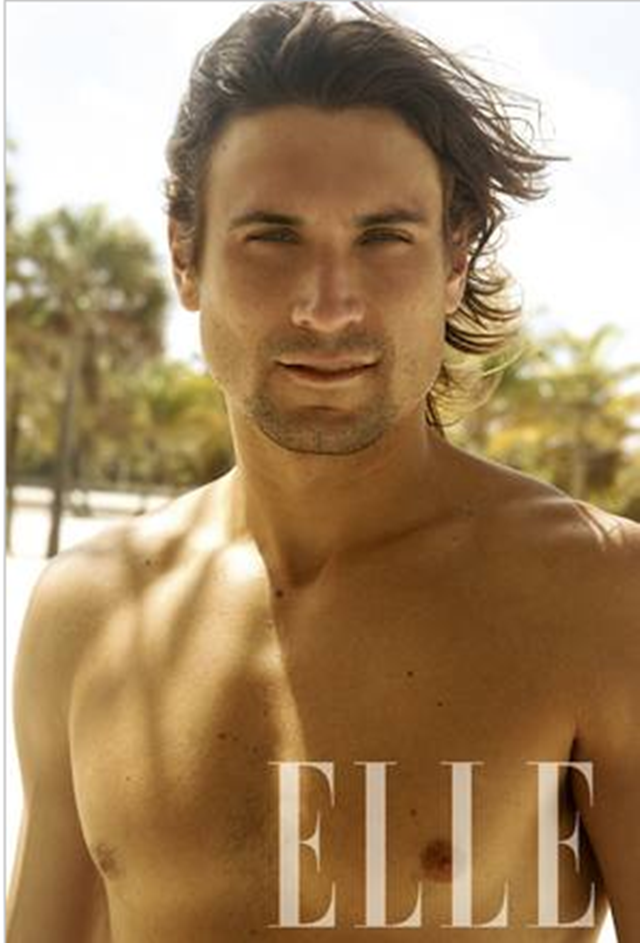 David Ferrer desnudo, un tenista en el que no te habías fijado... pero que al deberías echar un ojo
