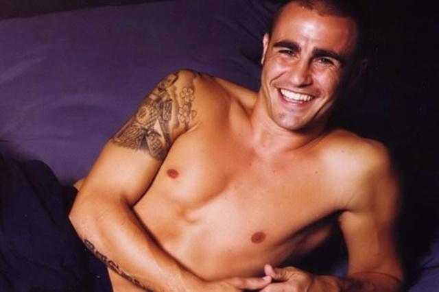El top-5 de los futbolistas italianos desnudos más espectaculares que has visto