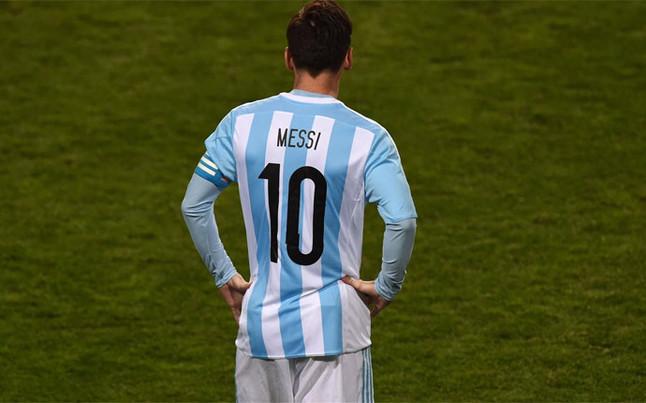 Nombrar a Messi le salvó la vida