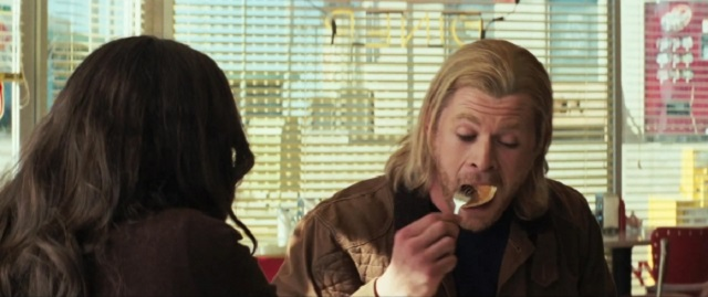 La dieta de Chris Hemsworth para ser Thor