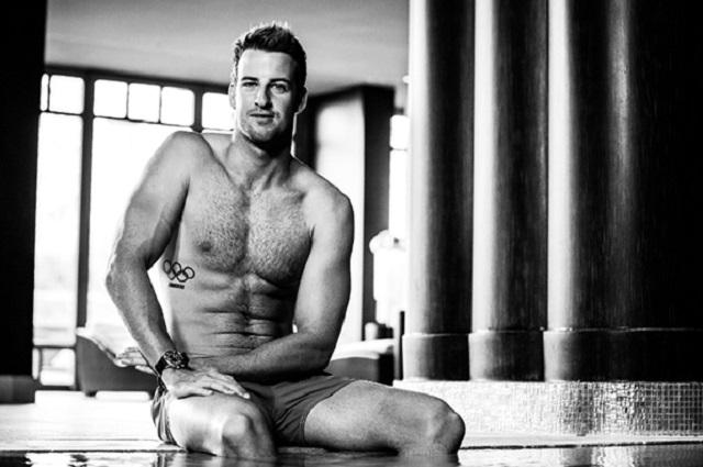 ¡El nadador James Magnussen desnudo!