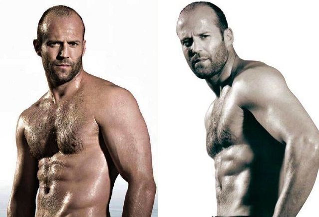 Men´s Health adora a Jason Statham desnudo