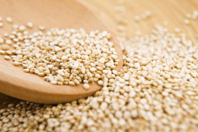 Intolerancia y alergia a la quinoa