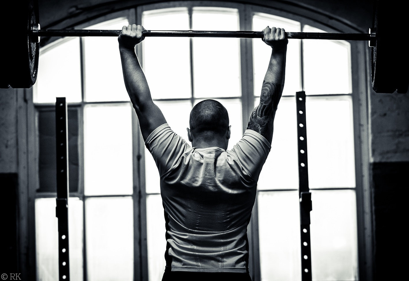 Push Press: el entrenamiento definitivo para los hombros