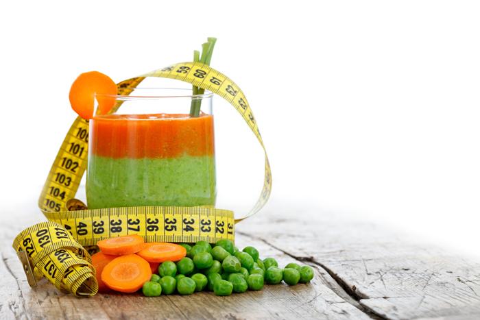 Los peligros de las dietas detox