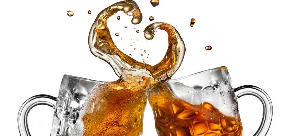 La cerveza es buena para el corazón