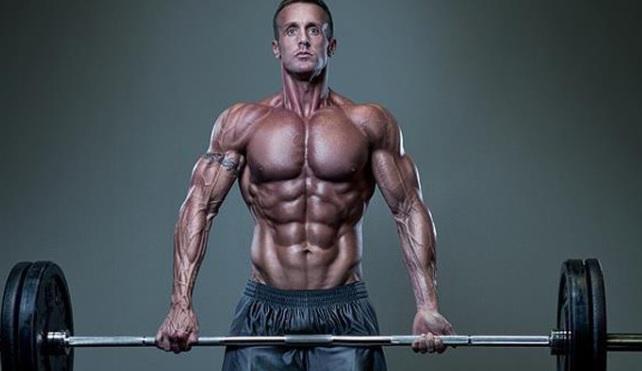 5 ejercicios para ganar volumen y fuerza