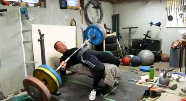 Fails en el gimnasio para partirse de risa