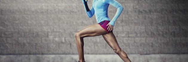 Cuál es la postura adecuada para correr