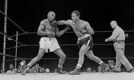 Los mejores momentos de Rocky Marciano en el boxeo