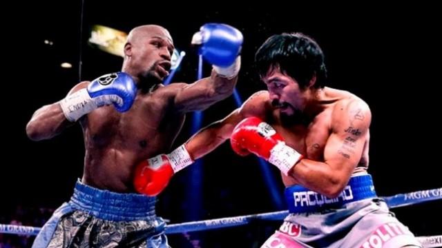 Los 15 mejores KO de Floyd Mayweather de la historia del boxeo