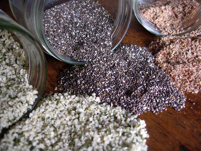 Intoxicación por semillas de chía en mal estado