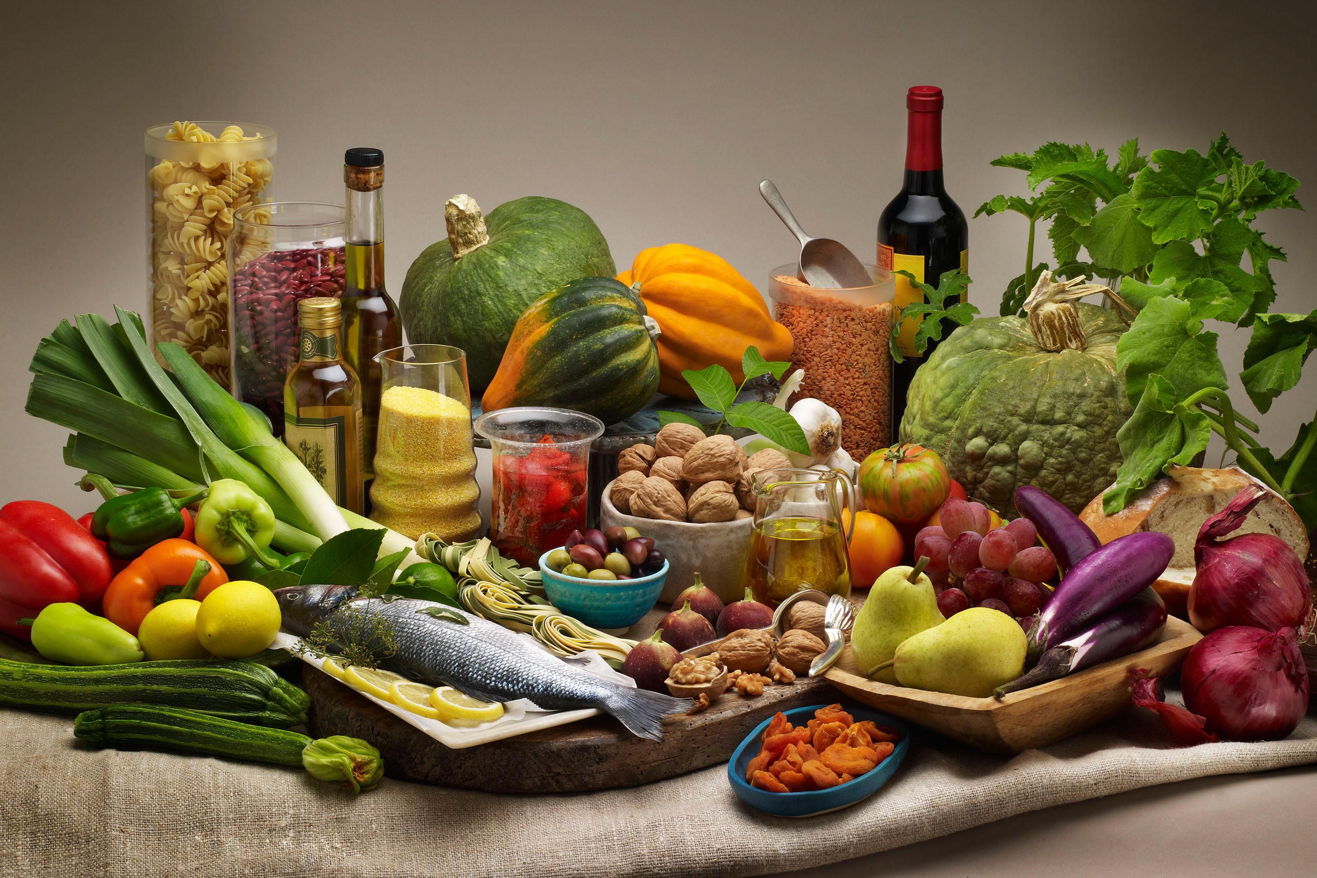 La dieta mediterranea, lo mejor para tu corazón