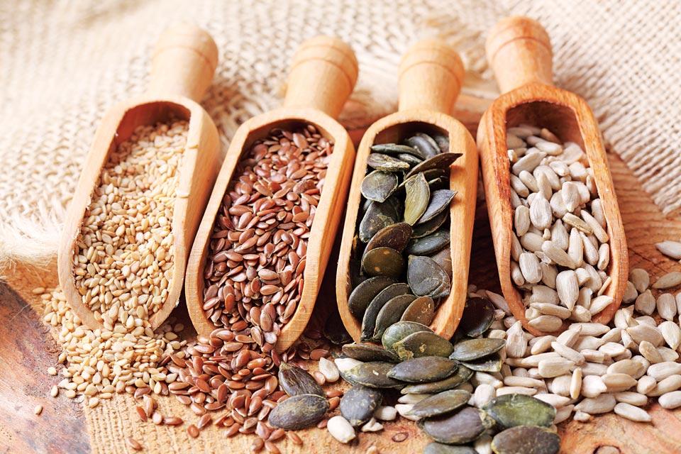 alergia a las semillas