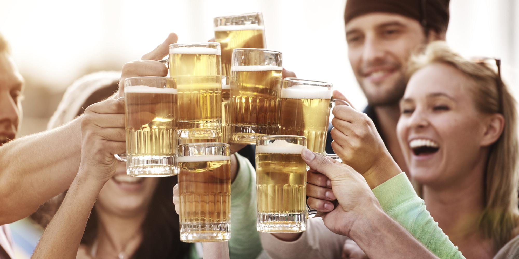 ¿Es buena la cerveza para perder peso?