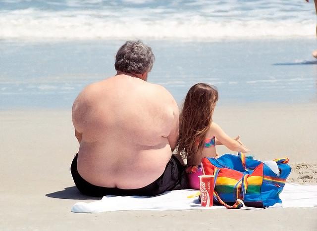 ¿Por qué ganamos peso con la edad?