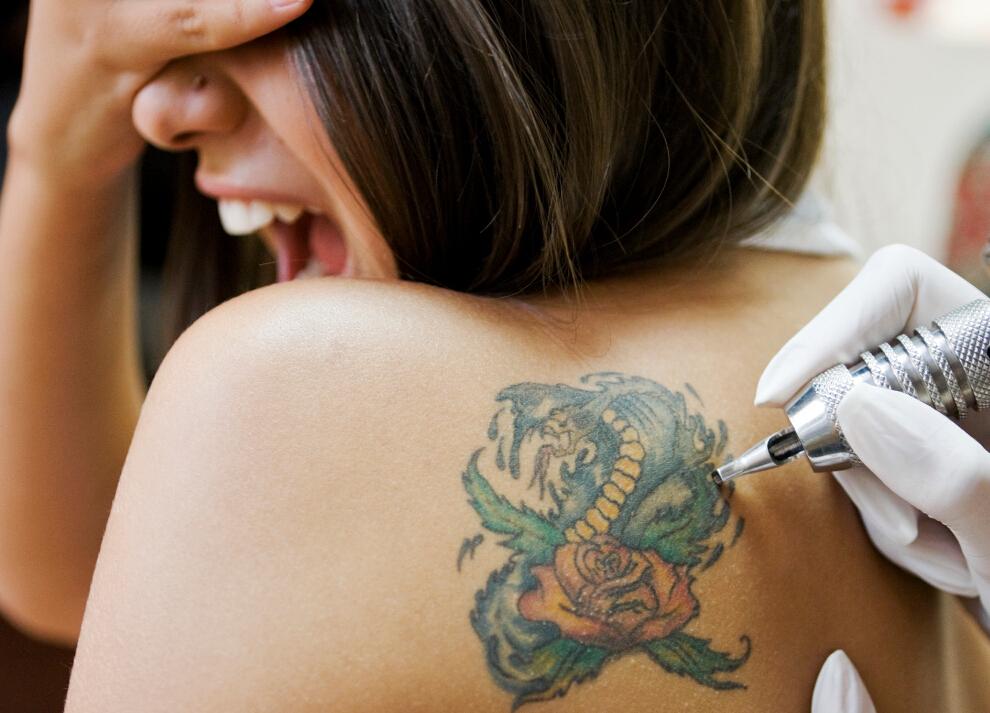 5 Lugares Más Dolorosos Para Hacerse Un Tatuaje 2019