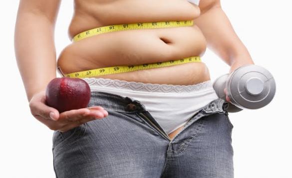 Errores cuando queremos perder grasa