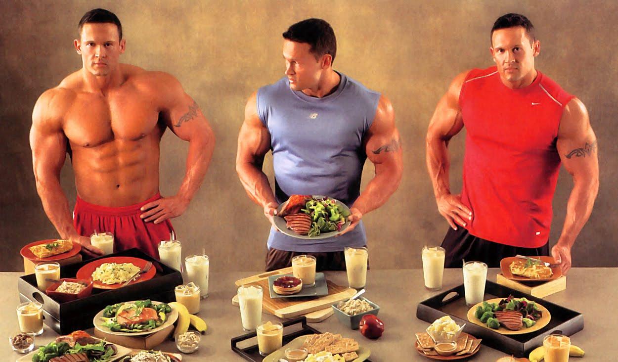 7 alimentos para ganar músculo