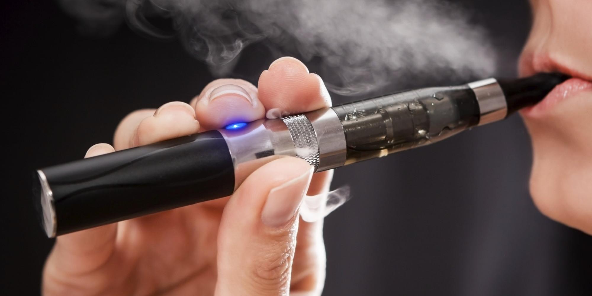 ¿Son los cigarrillos electrónicos malos para la salud?
