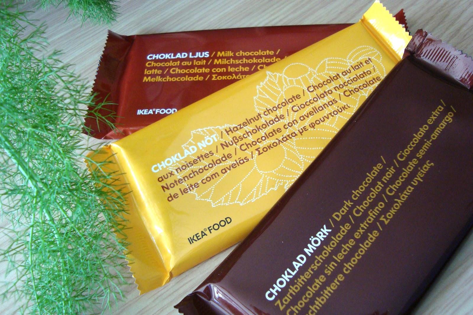 Ikea retira en España 8 tipos de chocolates