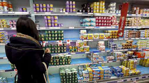 El yogur podría estar relacionado con un bajo riesgo de depresión en mujeres