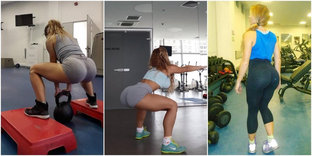 para piernas y gluteos ejercicio