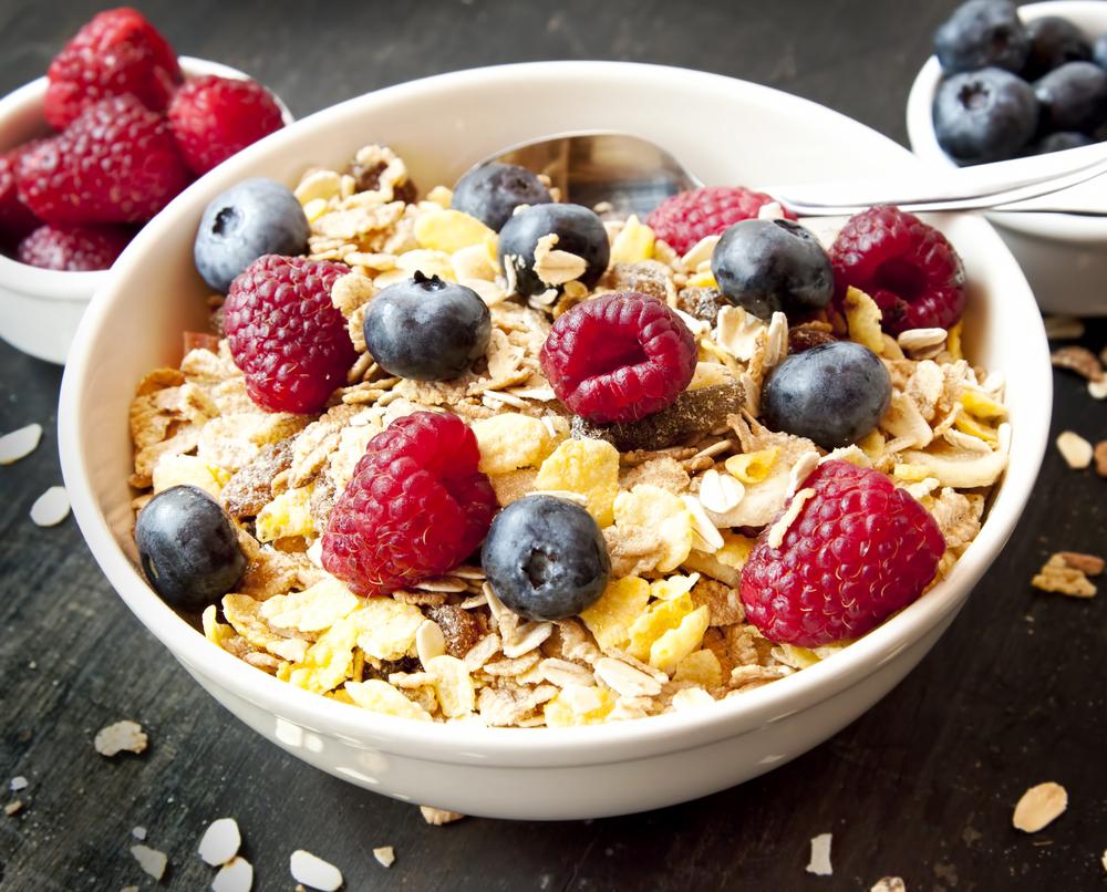 ¿Por qué el muesli es bueno para el desayuno?