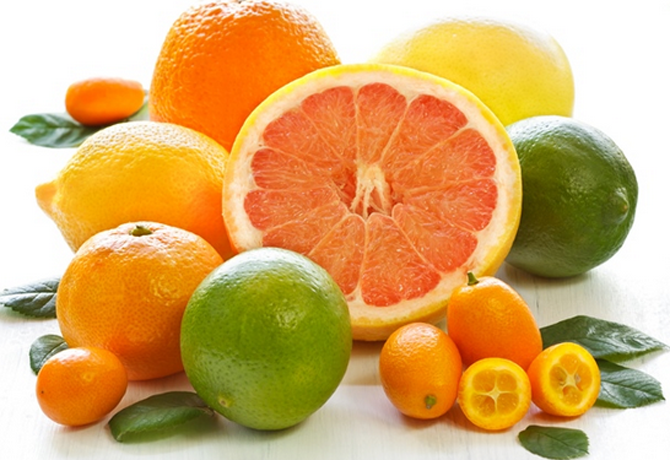 Las naranjas y limones previenen las enfermedades crónicas