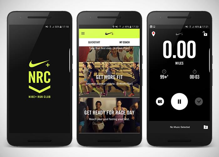 Nike+ Run Club, una de las mejores apps para el runner