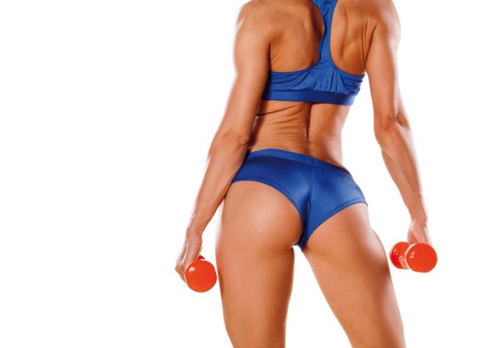 Los 6 mejores ejercicios para hacer glúteos y culo