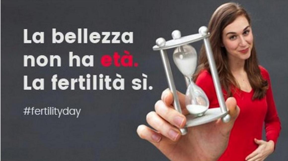 Se desata la polémica sobre la fertilidad en Italia con el #fertilityday
