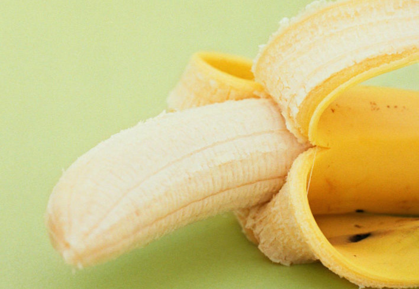 Esto es lo que le pasa a tu cuerpo cuando comes 2 plátanos al día