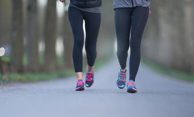 Esto es lo que tienes que hacer para perder peso caminando