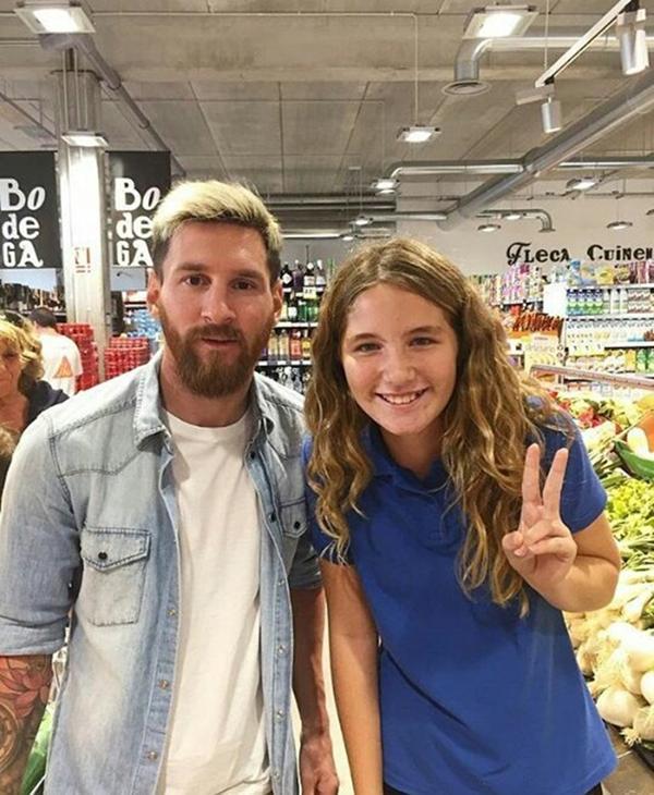 ¿Por qué esta foto de Messi triunfa tanto en las redes?