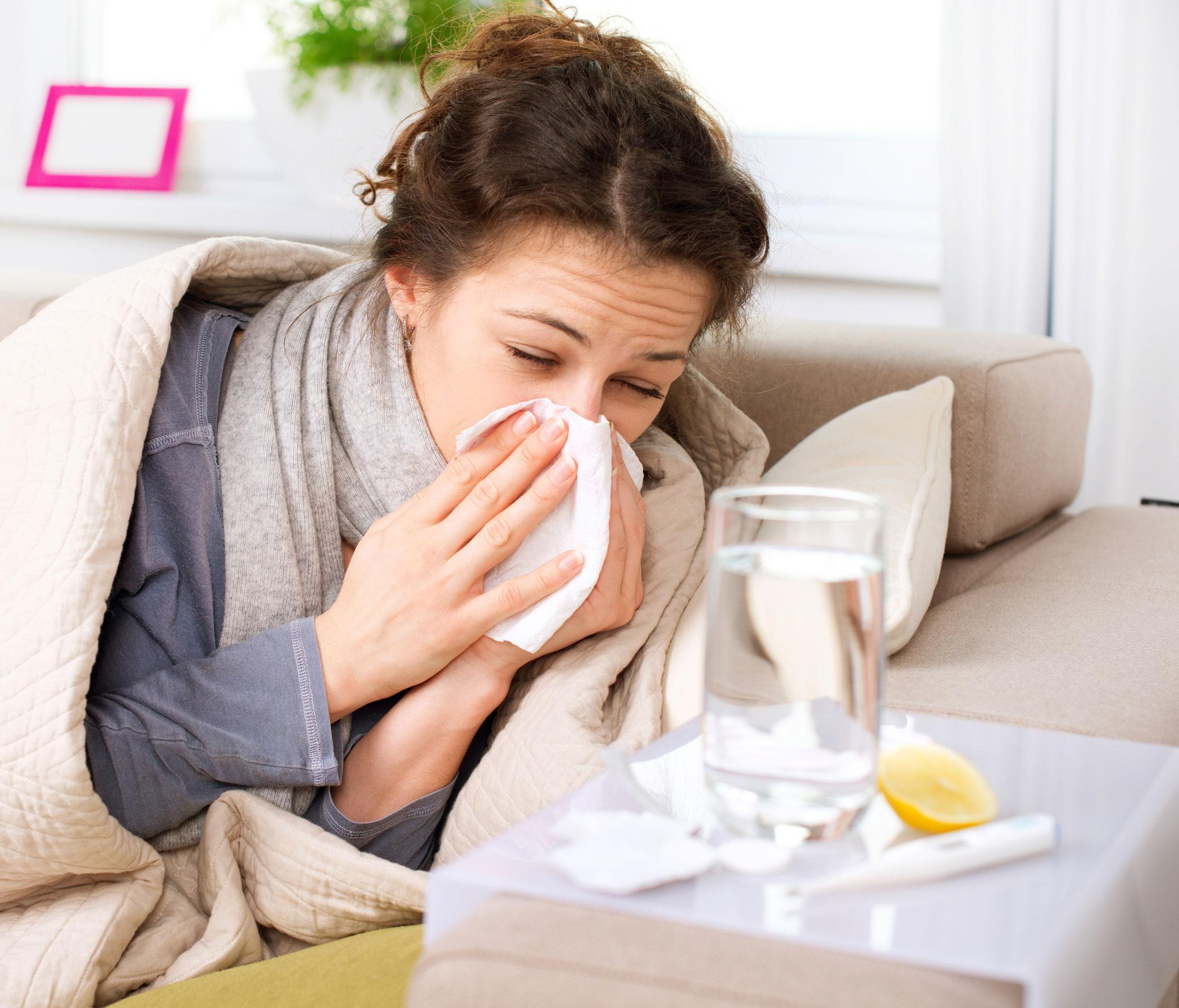 Los 5 mejores trucos para el resfriado