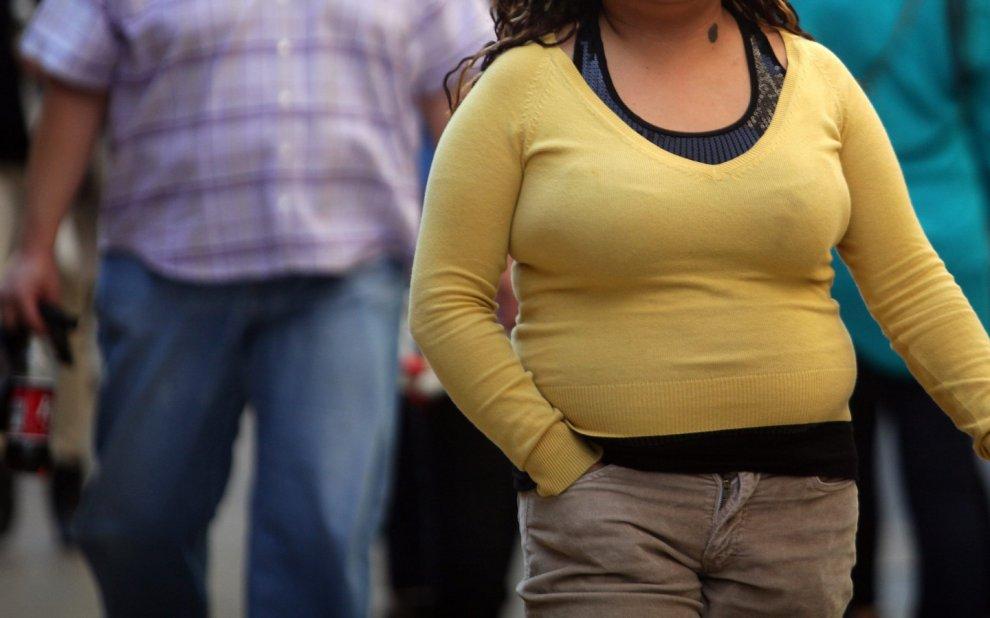 sobrepeso afecta al cerebro