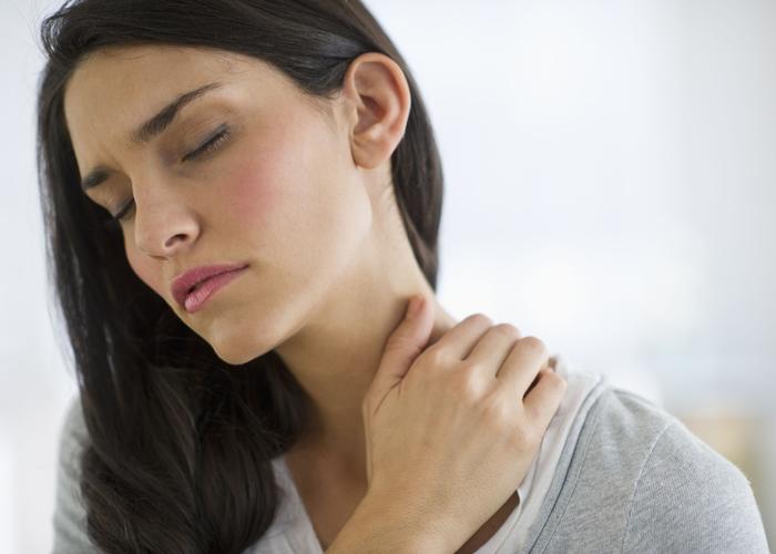 trucos dolor de cuello
