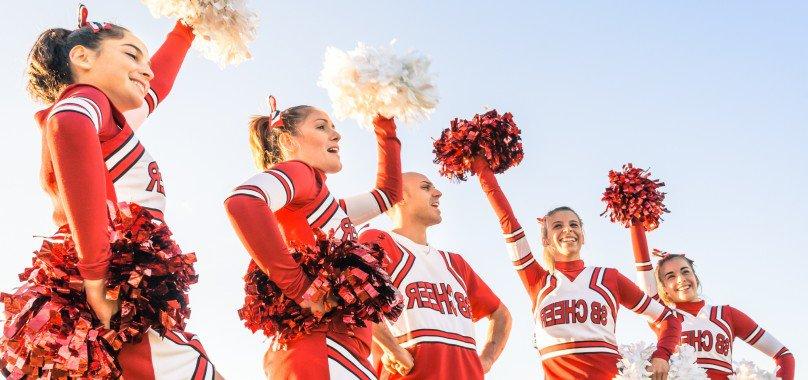 ¿Se va a convertir el 'cheerleading' en deporte olímpico?
