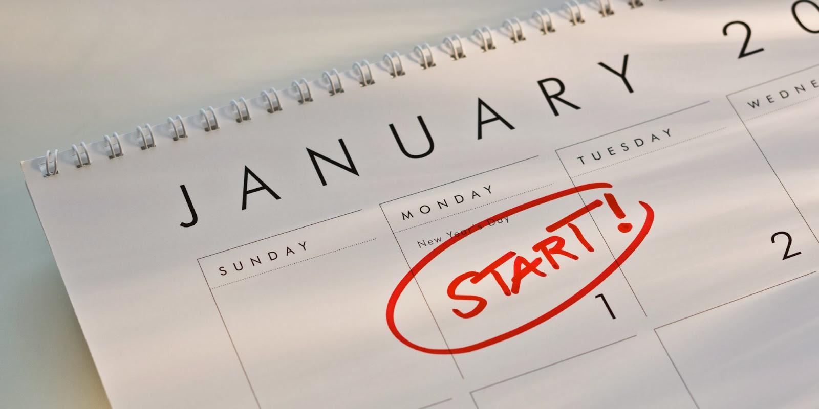 En vez de hacerte propósitos de año nuevo, deberías hacer esto