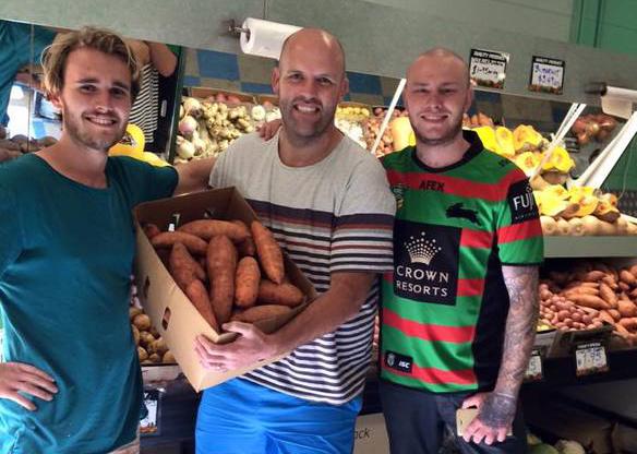 Este hombre dice haber perdido 50 kilos comiendo solo patatas